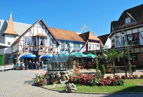 City Tour Blumenau e Brusque