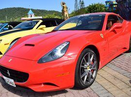 Dirigir Ferrari