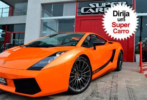 Dirigir Lamborghini
