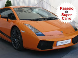 Carona Lamborghini Super Carros Beto Carrero