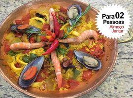 Paella Restaurante Casa do Camarão