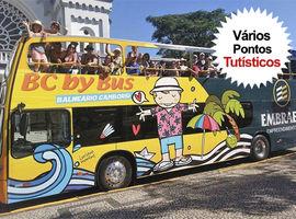 Passeio City Tour Panorâmico By BUS / Ônibus 2 Andar