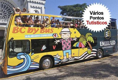 0969ae6e2 Passeio City Tour Panorâmico By BUS / Ônibus 2 Andar | Compra de ...