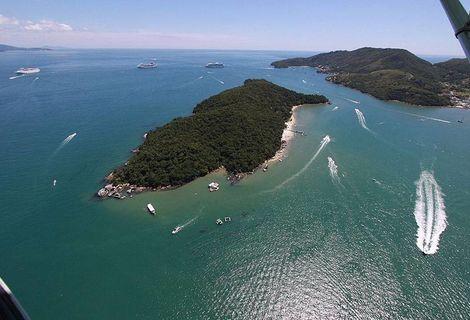 eea6f0a198 Passeio de Barco à Ilha de Porto Belo | Compra de Ingressos