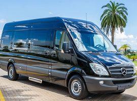 Transfer IN para Hotéis de Centro por Van