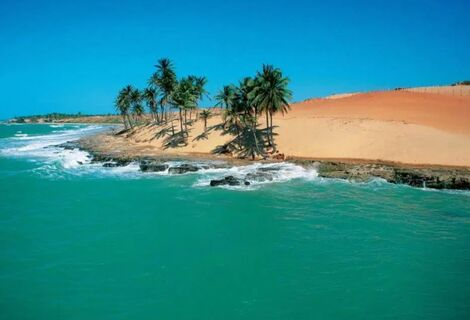Passeio a Praia de Lagoinha - Ida e Volta Saída de Fortaleza