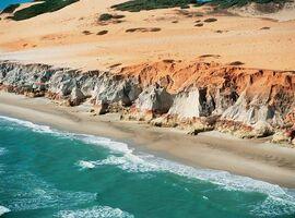 Passeio a Praia de Canoa Quebrada Ida e Volta de Fortaleza