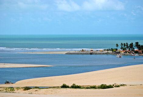 Passeio a Praia de Mundaú Ida e Volta Saída de Fortaleza