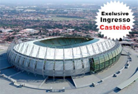Ingresso City Gol Arena Castelão Governador Plácido Castelo
