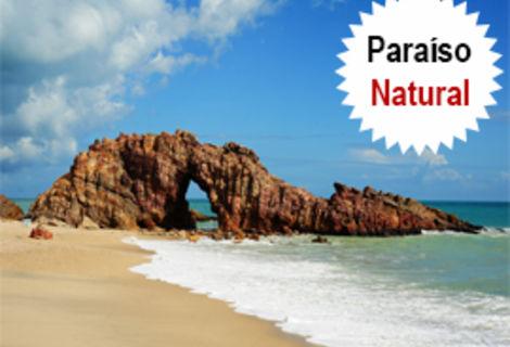 Passeio para Praia de Jericoacoara Saída de Fortaleza