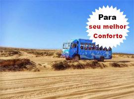 Transfer Volta de Jericoacoara para Fortaleza