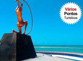 Passeio City Tour por Fortaleza