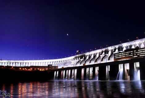 Ingresso Passeio Iluminação Barragem de Itaipu