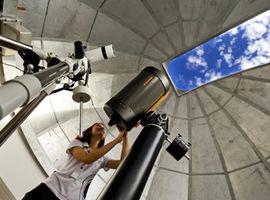 Ingresso Polo Astronômico