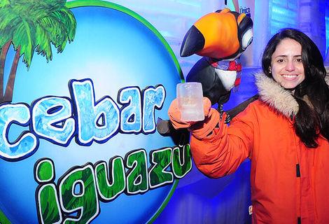 Passeio Ice Bar Iguazu com Jantar