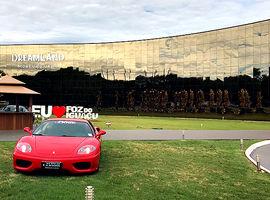 Passeio de Carona na Ferrari F360 F1 Modena