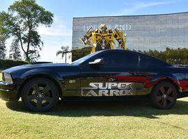 Dirija o Super Carro Mustang GT Premium