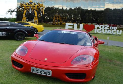 Dirija o Super Carro Ferrari F360 F1 Modena
