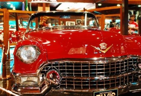 Museu do Automóvel - Hollywood  Ingressos