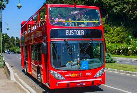 BusTour / Passeio com parada em mais de 30 atrativos