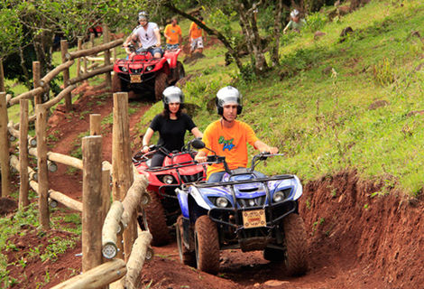 Quadriciclo - Brasil Raft Park