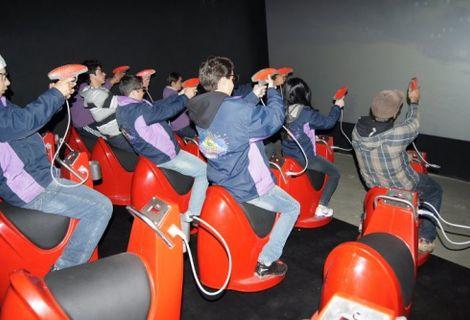 Cinema 5D - Alpen Park
