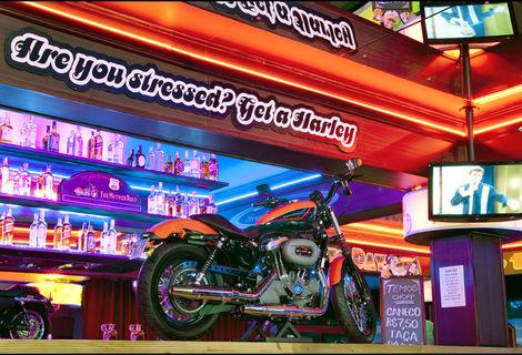 Harley Davidson Motor Show  Ingressos
