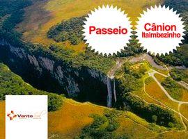 Passeio Tour Cânion Itaimbezinho Um cânion espetacular!