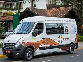 Transfer IN / Porto Alegre até Gramado