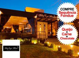 Sequência de Fondue / Canela Restaurante Chez Lys Blanc