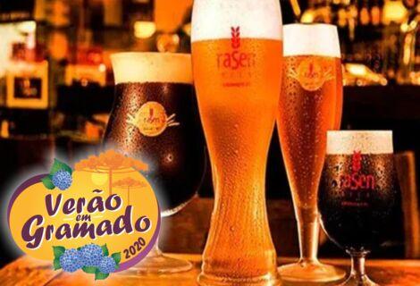 Cervejaria Rasen Bier com degustação de cerveja