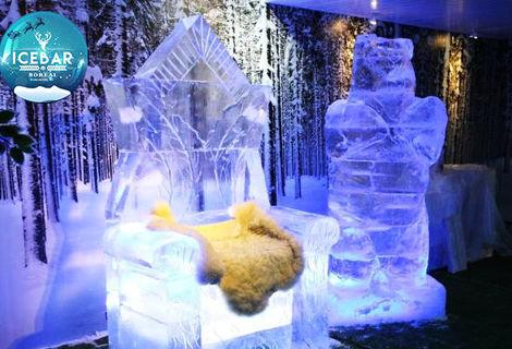 Boreal Ice Bar Gramado Parque Temático