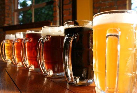 Tour da Cerveja Artesanal com degustações