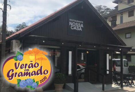 Buffet Livre de Comida Colonial Restaurante Nossa Casa