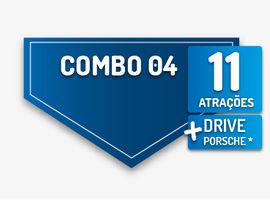 Gramado Pass - Combo 4 - 11 Parques + Drive Porsche