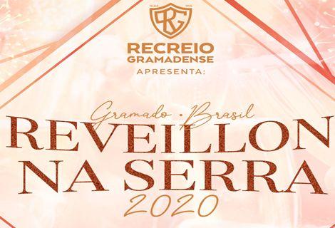 Ceia Reveillon 2019/2020 Sociedade Recreio Gramadense
