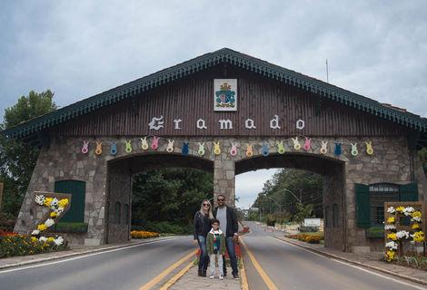 Ensaio Fotográfico em Gramado e Canela