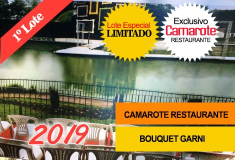 Camarote Exclusivo Show do Lago Bouquet Garni