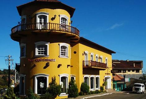 Torre Café Colonial Gramado