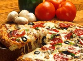 Pizza Tradicional Navio Cara de Mau Promoção!!