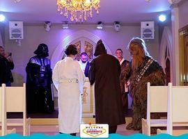 Casamento dos Sonhos Star Wars
