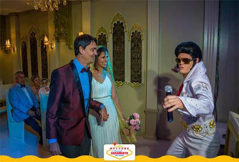 Casamento dos Sonhos Elvis Presley
