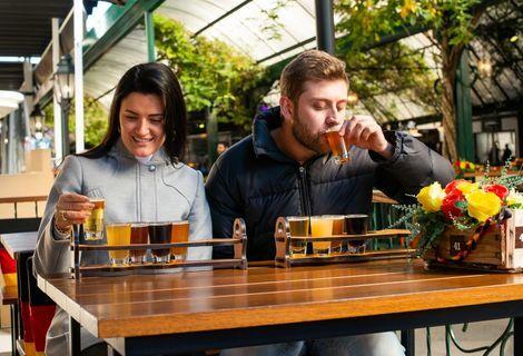 Bier Park - Degustação Chopp - Rua Coberta