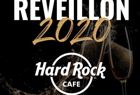 Ceia de Réveillon Hard Rock Café