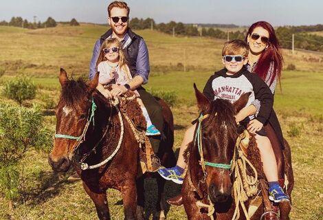 Tour à Cavalo na Fazenda da Serra em Canela