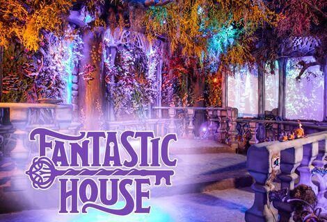 Parque Temático Fantastic House ! Nova Atração em Gramado !