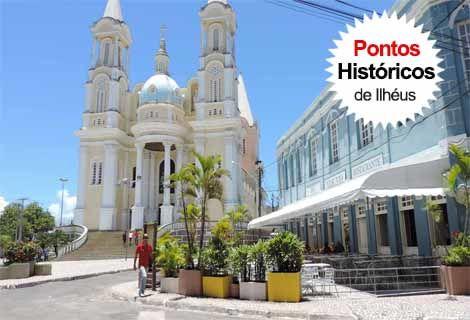 City Tour Ilhéus - Saída da Cidade de Ilhéus