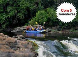 Passeio Rafting Itacaré - Saída da Cidade de Itacaré