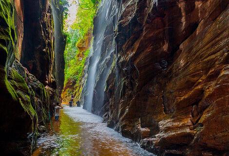 Passeio para Cachoeiras de Presidente Figueiredo