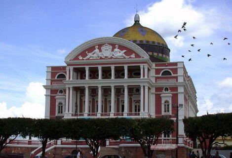 Ingresso City Tour em Manaus